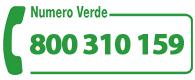 800310159 numero verde ricambi elettrodomestico guasto a Milano